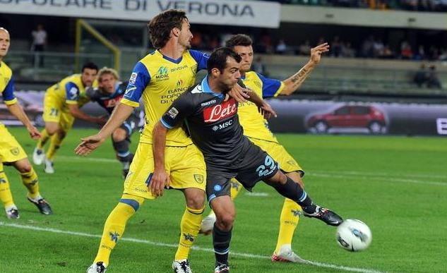 Трансляция матча Кьево — Наполи, 19 февраля 2017