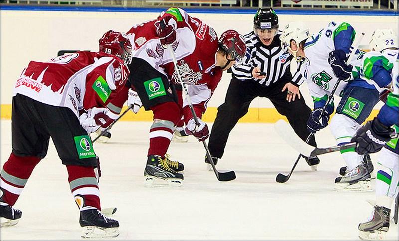 Динамо Рига — Югра: 27-10-2015