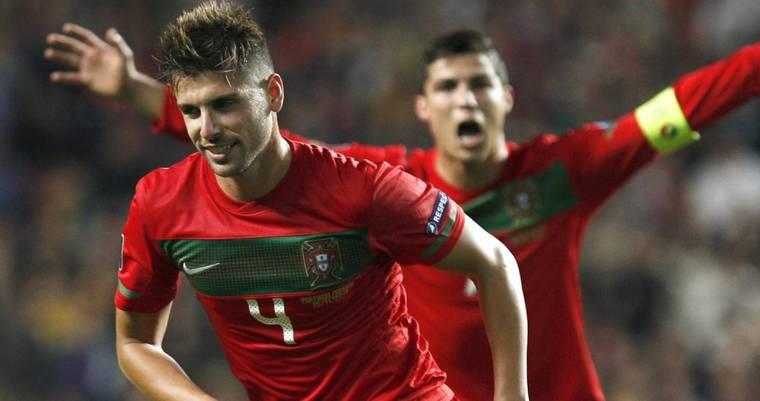 Португалия — Дания: 08-10-2015