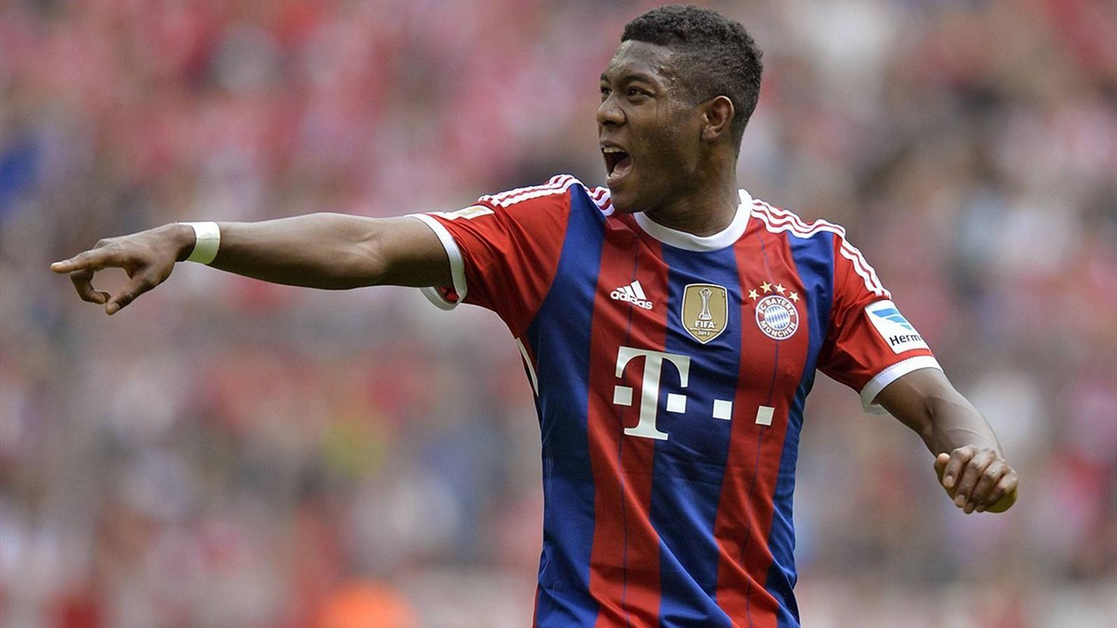 Бавария продлили контракт с защитником