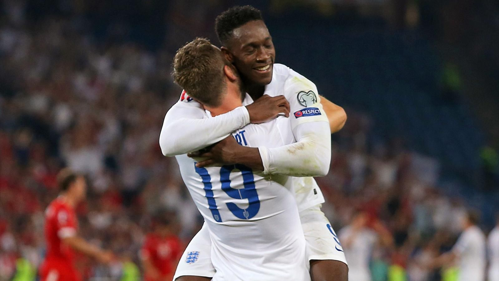 Англия — Швейцария: 08-09-2015