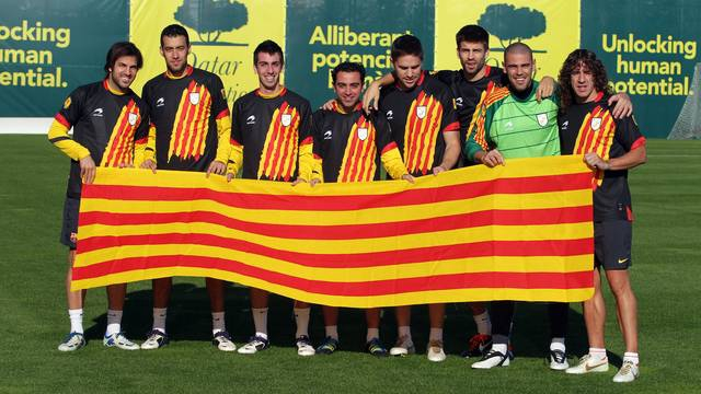Барселону исключат из Ла Лиги?