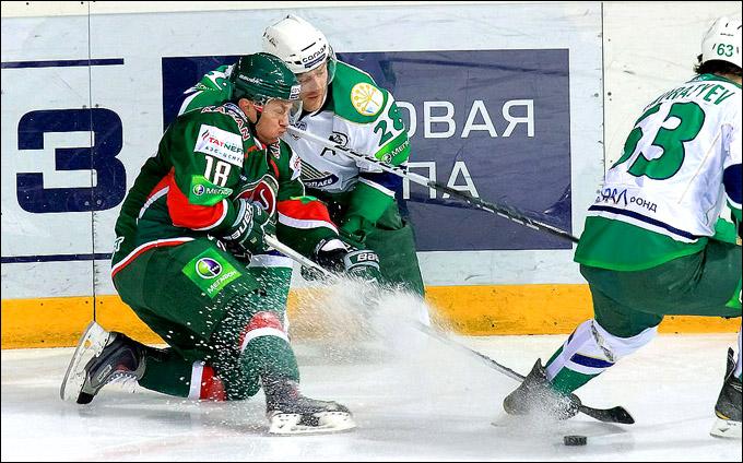 Салават Юлаев — Ак Барс: 22-02-2016