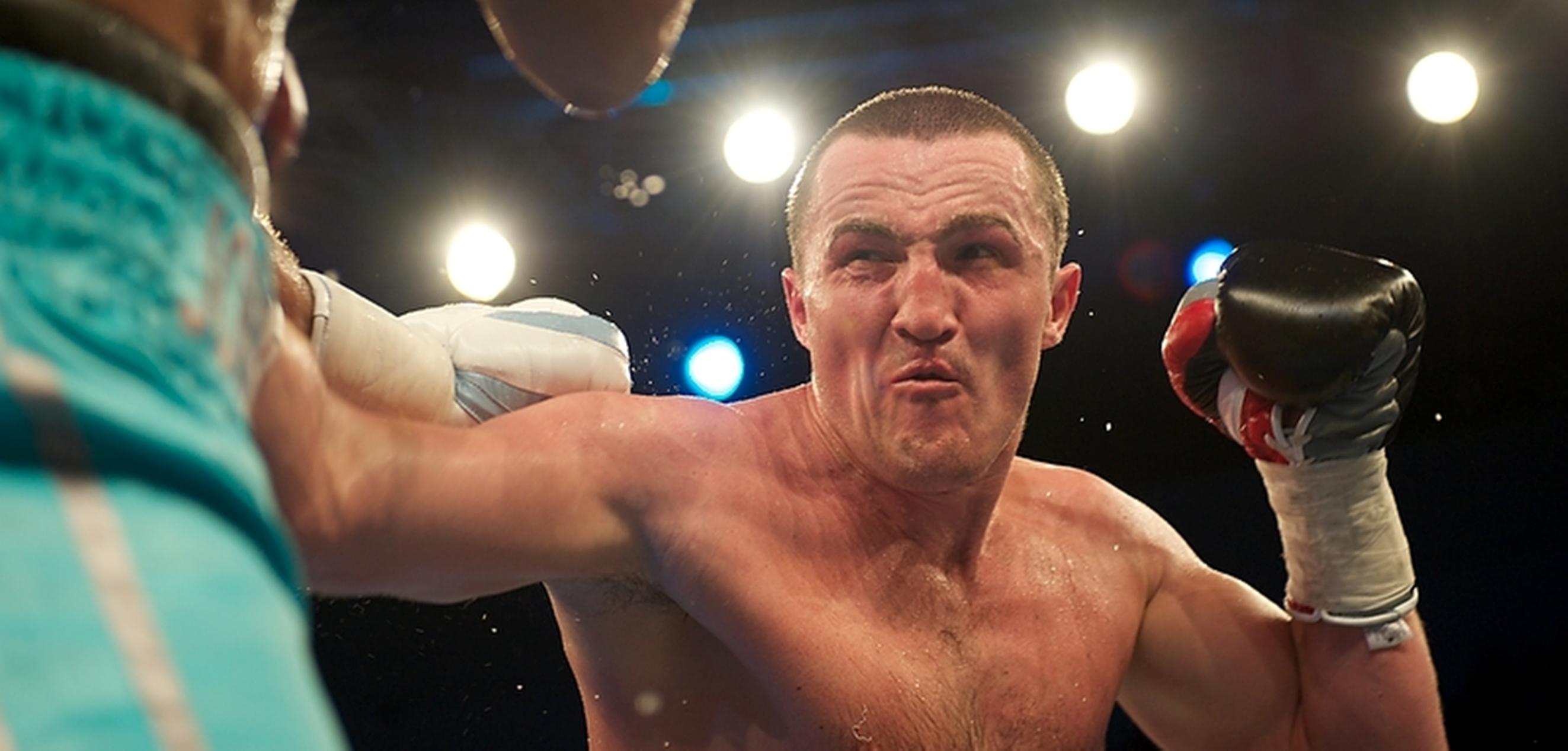 Лебедев в очередной раз защитил свой титул