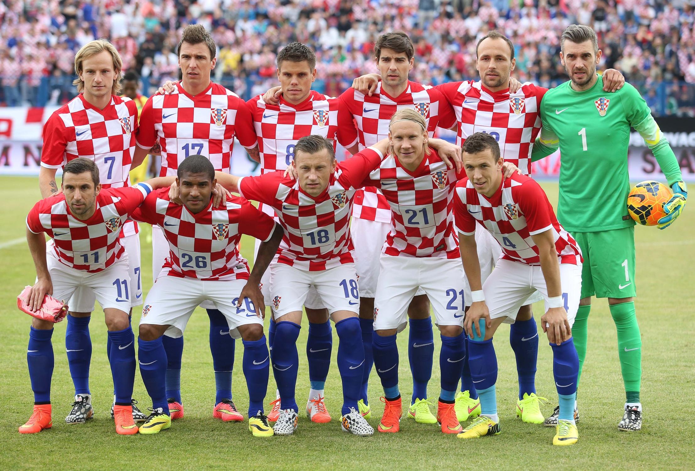 Результат матча Хорватия — Израиль, 23 марта 2016