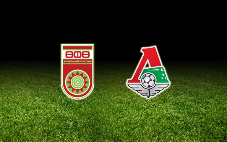 Трансляция матча Уфа — Локомотив, 1 апреля 2017