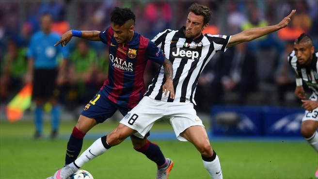 Ювентус — Барселона: 11-04-2017