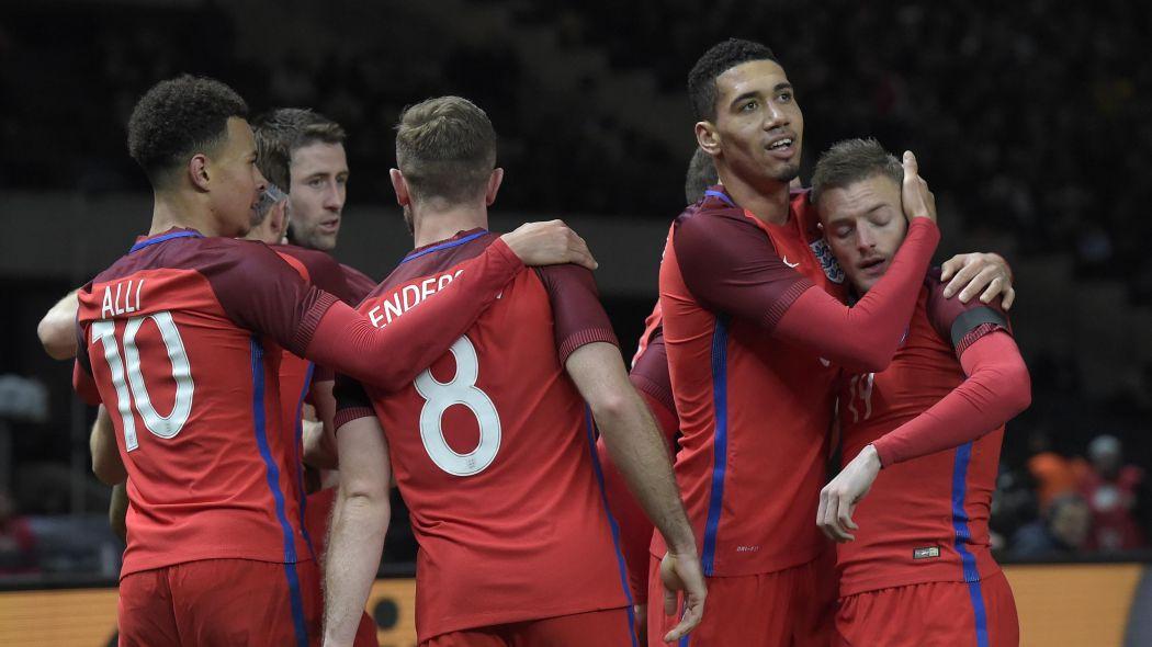 Англия — Австралия: 27-05-2016