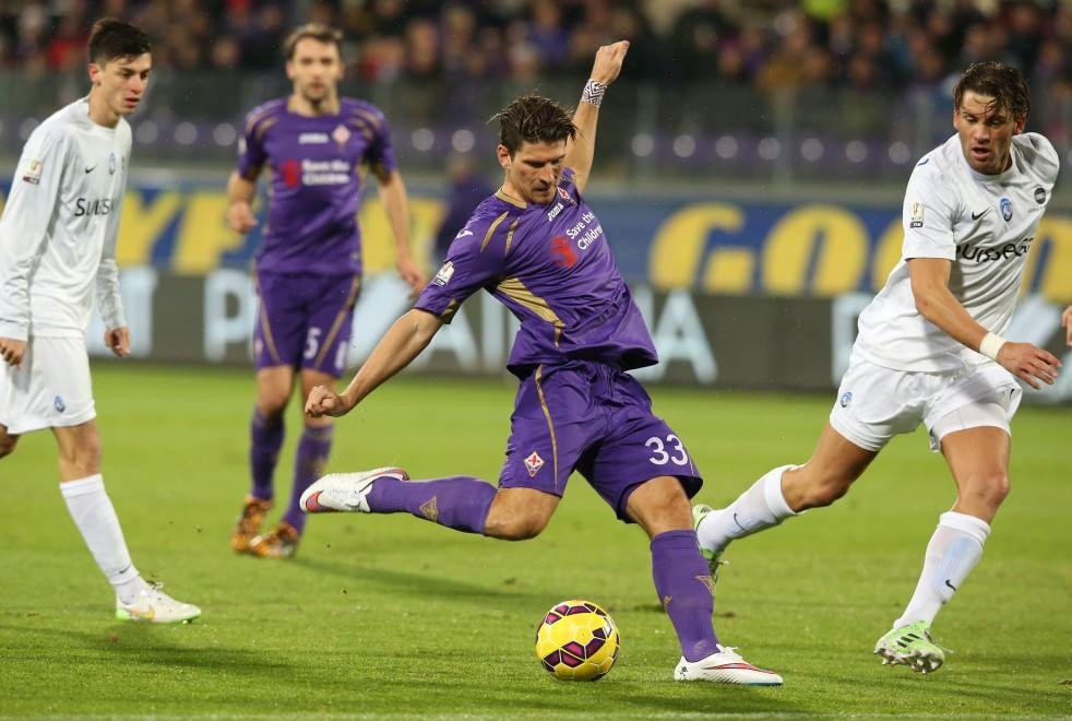 Трансляция матча Фиорентина — Аталанта, 16 октября 2016