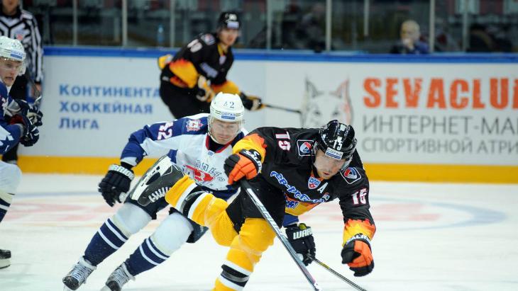Динамо Москва — Северсталь: 07-12-2015