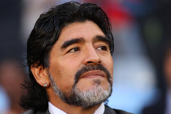 Марадона снова в центре скандала