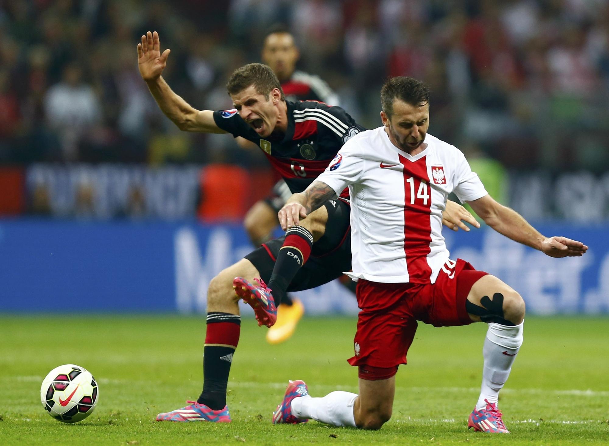 Германия — Польша: 04-09-2015