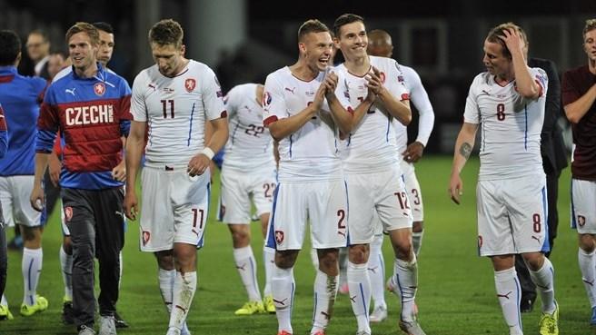Чехия — Турция: 10-10-2015