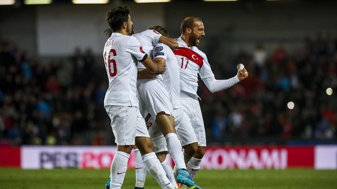 Турция — Исландия: 13-10-2015