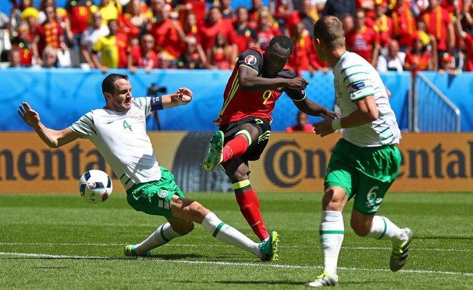 Результат матча Бельгия – Ирландия, 18 июня 2016