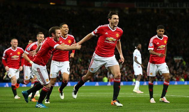 Результат матча Манчестер Юнайтед — Кристал Пэлас, 20 апреля 2016