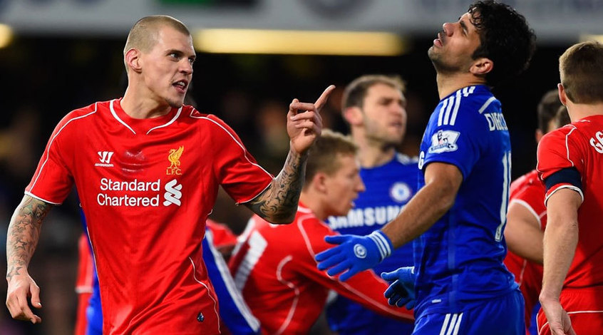 Челси — Ливерпуль: 31-10-2015