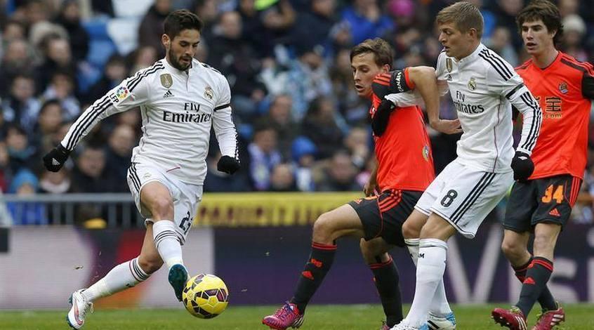 Реал Мадрид — Реал Сосьедад: 30-12-2015