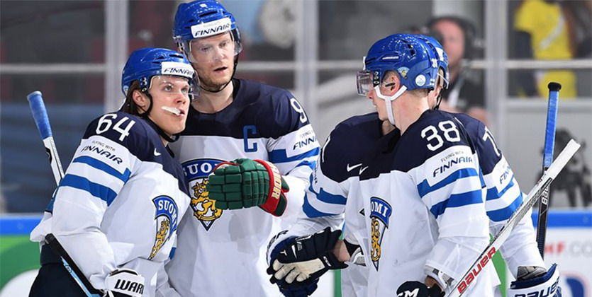 Результат матча Франция – Финляндия, 14 мая 2016