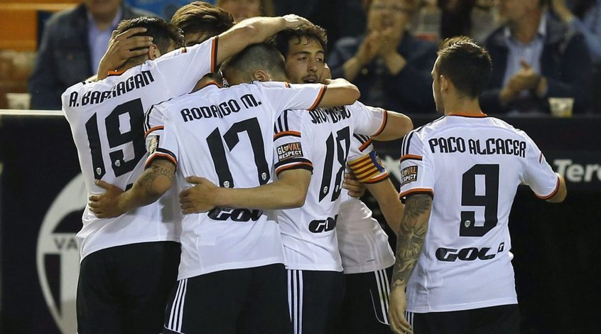 Гранада — Валенсия: 14-01-2016