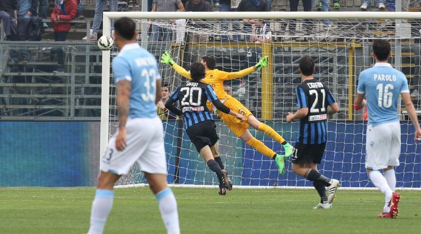 Аталанта — Лацио: 28-10-2015