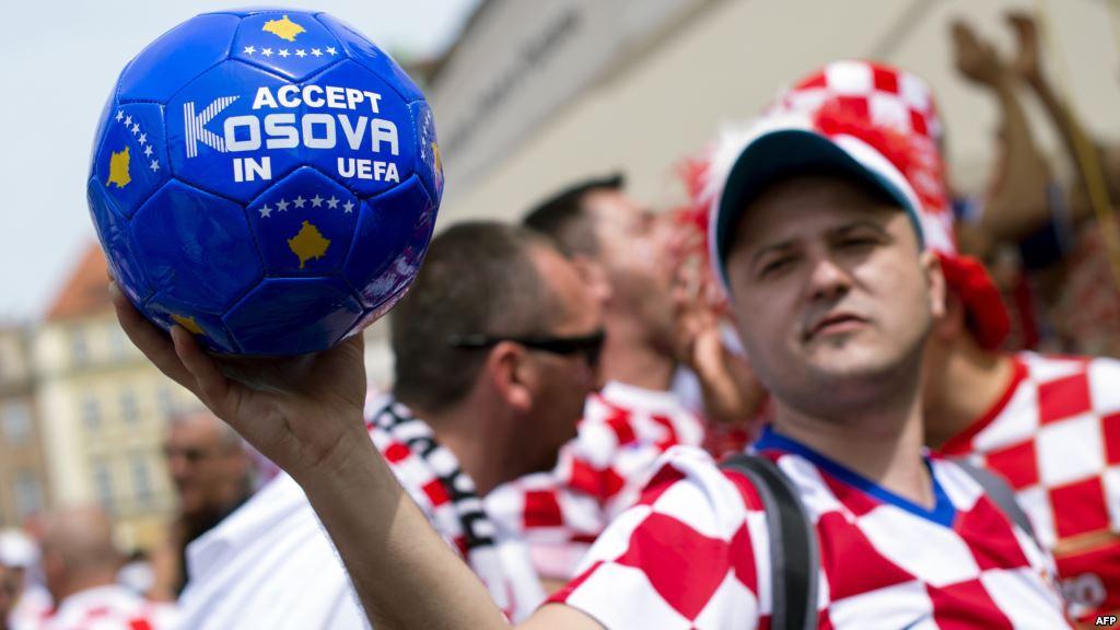 Спикер Совета Федерации предложил не признавать Косово в качестве полноценной сборной