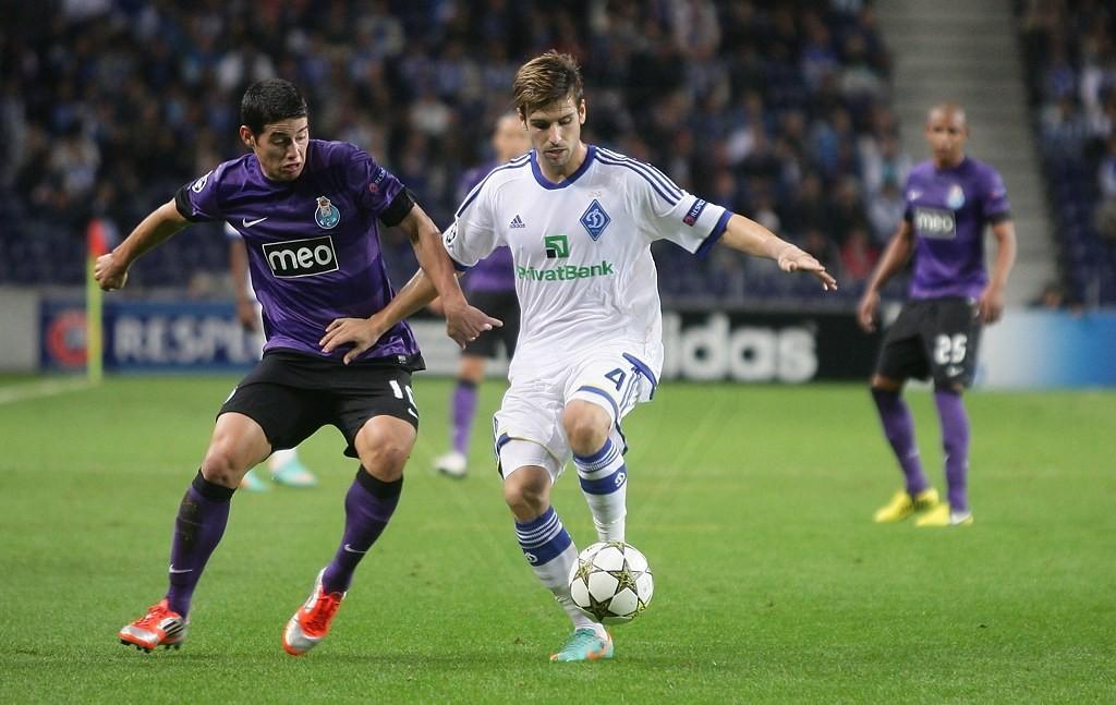 Динамо Киев — Порту: 16-09-2015