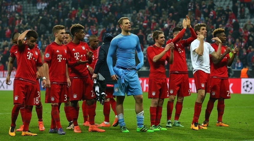 Результат матча Бавария — РБ Лейпциг, 21 декабря 2016