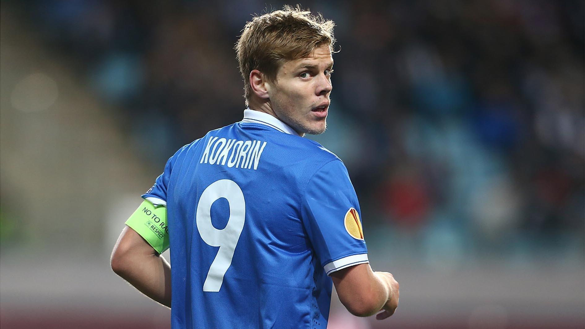 Динамо не отпускает Кокорина в Арсенал