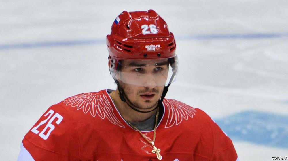 НХЛ разрешает Войнову перебраться в СКА