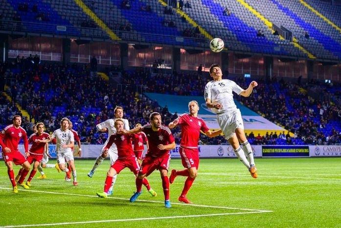 Результат матча Астана — Актобе, 12 апреля 2017