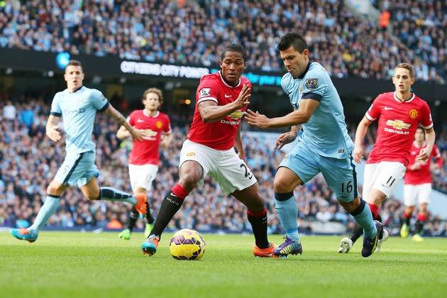 Манчестер Юнайтед — Манчестер Сити: 25-10-2015