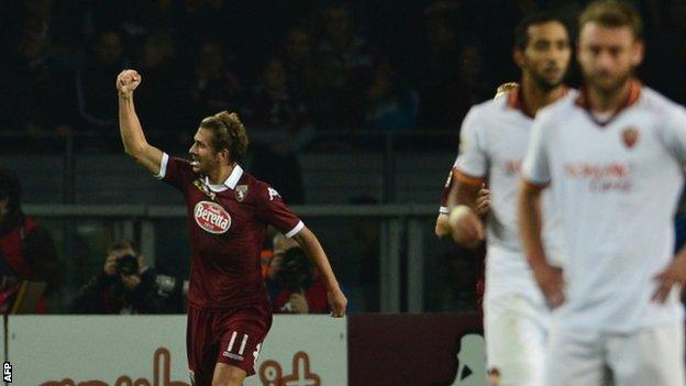 Торино — Рома: 05-12-2015