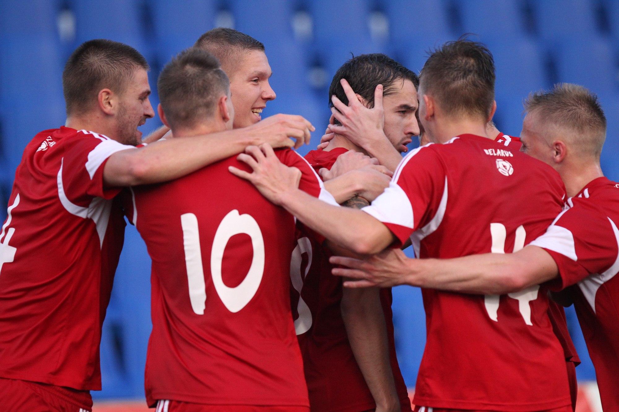 Трансляция матча Беларусь (U-21) — Сан-Марино (U-21), 6 июня 2017