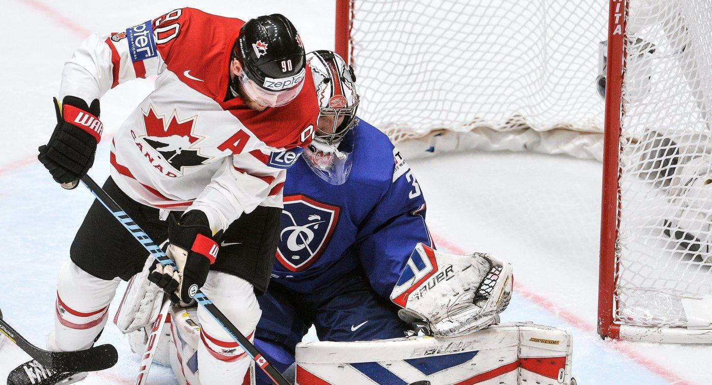 Результат матча Канада – Финляндия, 17 мая 2016