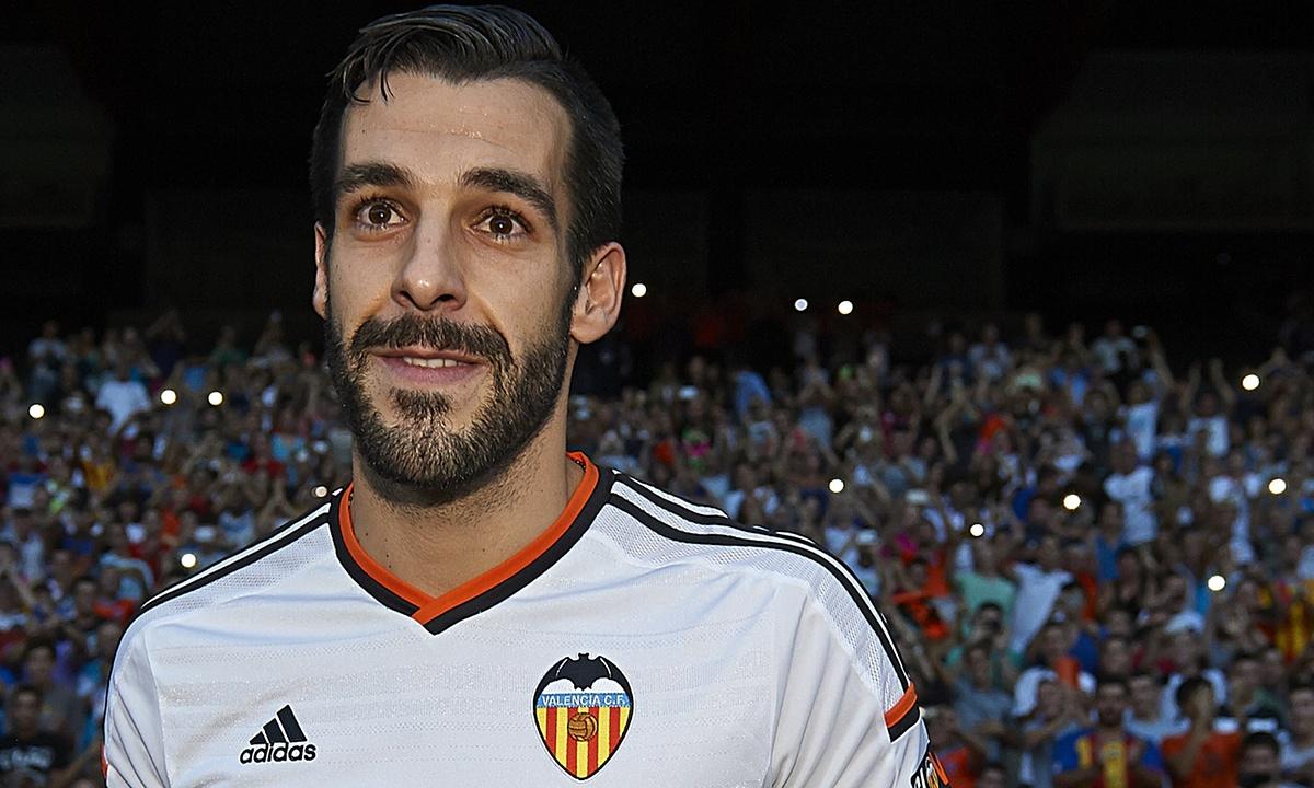 Английскому клубу нужен нападающий Валенсии