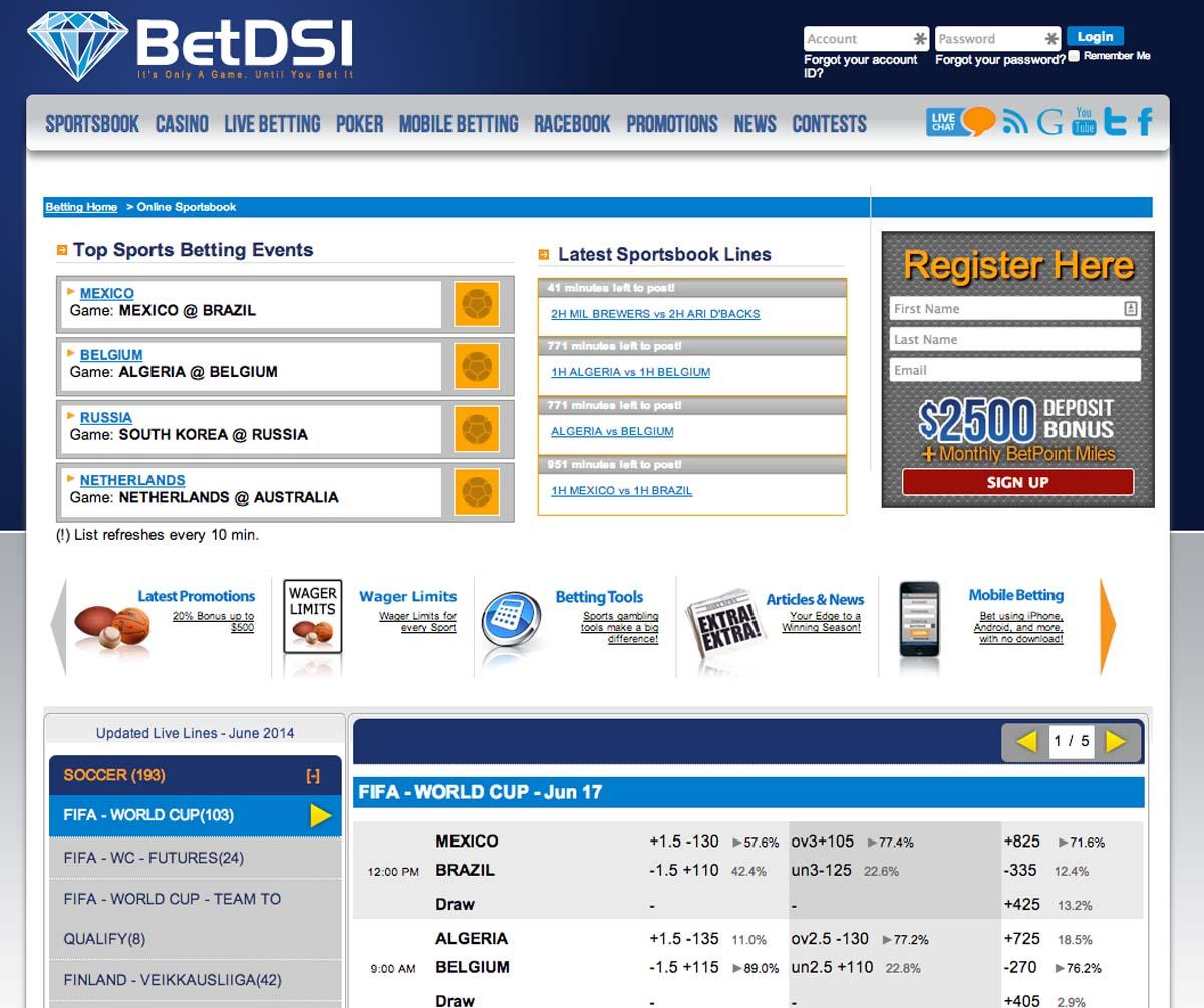 BetDSI-Sportsbook