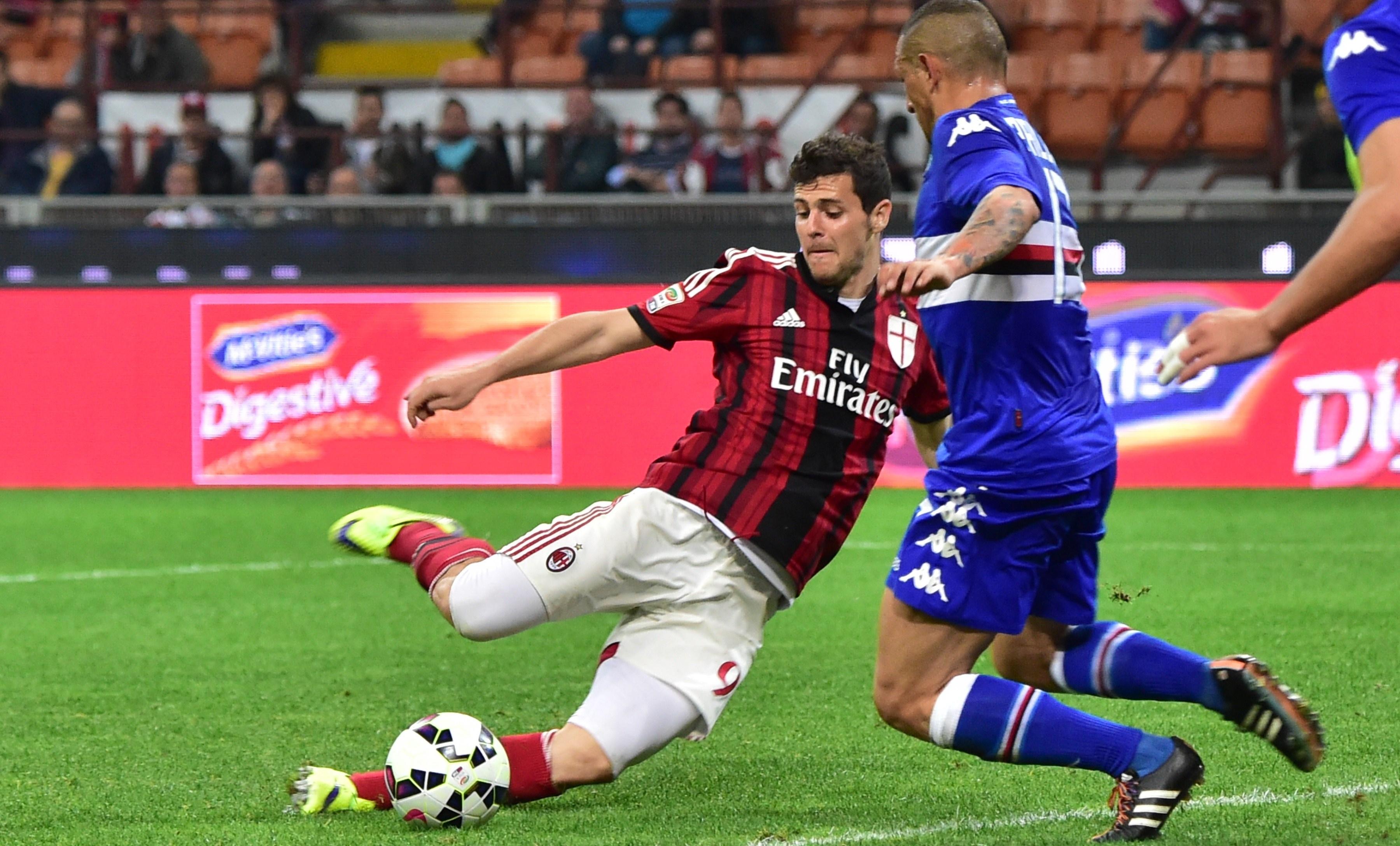 Сампдория — Милан: 17-04-2016