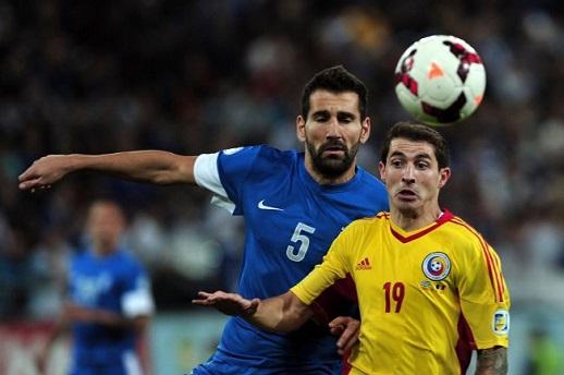 Румыния — Греция: 07-09-2015