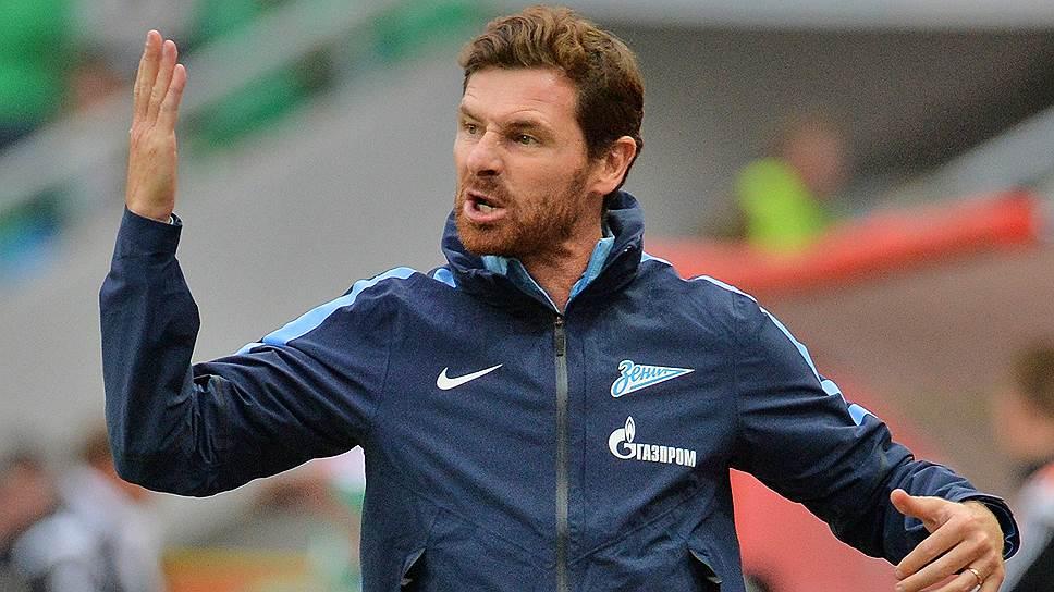 Тренер Зенита высказался по поводу атмосферы в его команде