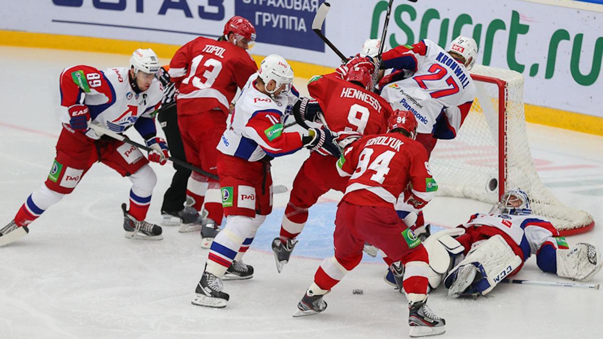 Витязь — Локомотив: 25-10-2015