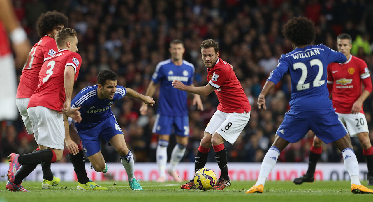 Манчестер Юнайтед — Челси: 28-12-2015