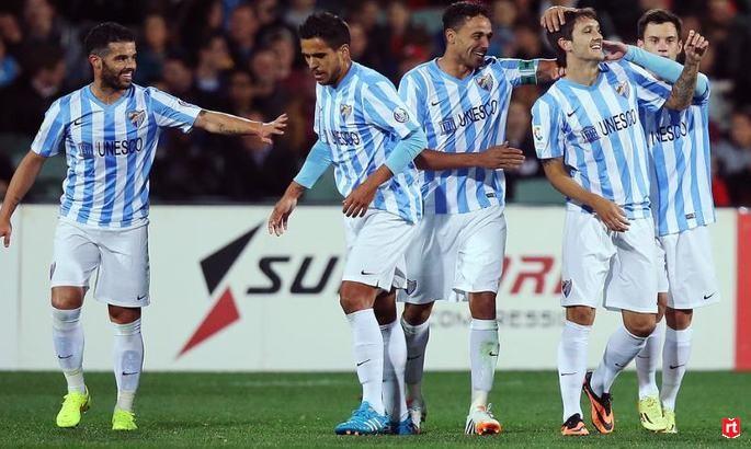 Результат матча Малага — Сельта, 7 мая 2017
