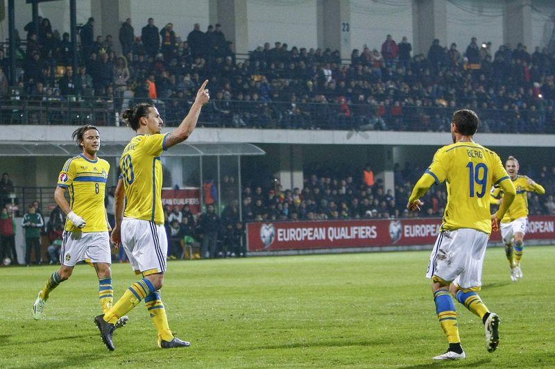 Результат матча Норвегия — Швеция, 13 июня