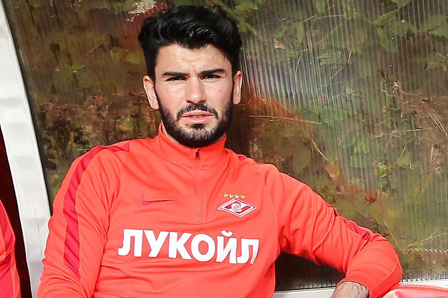 Защитник Спартака может продолжить карьеру в Турции