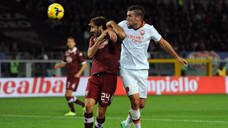 Трансляция матча Торино — Рома, 25 сентября 2016
