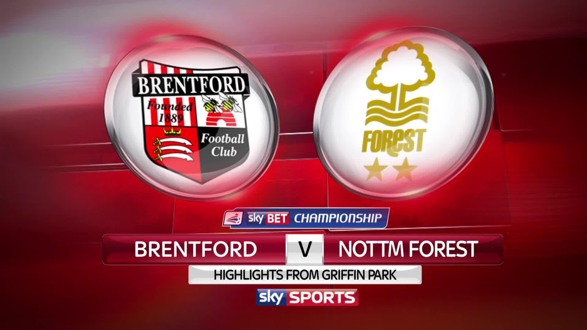 Трансляция матча Брентфорд — Ноттингем Форест, 12 августа 2017