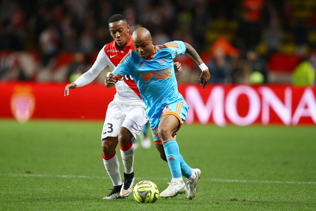 Трансляция матча Монако — Марсель, 17 апреля 2016