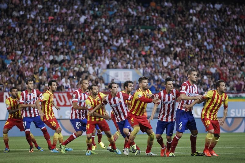 Результат матча Атлетико — Барселона, 13 апреля 2016