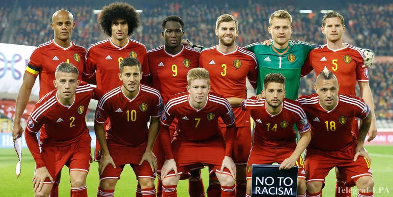 Бельгия — Испания: 01-09-2016
